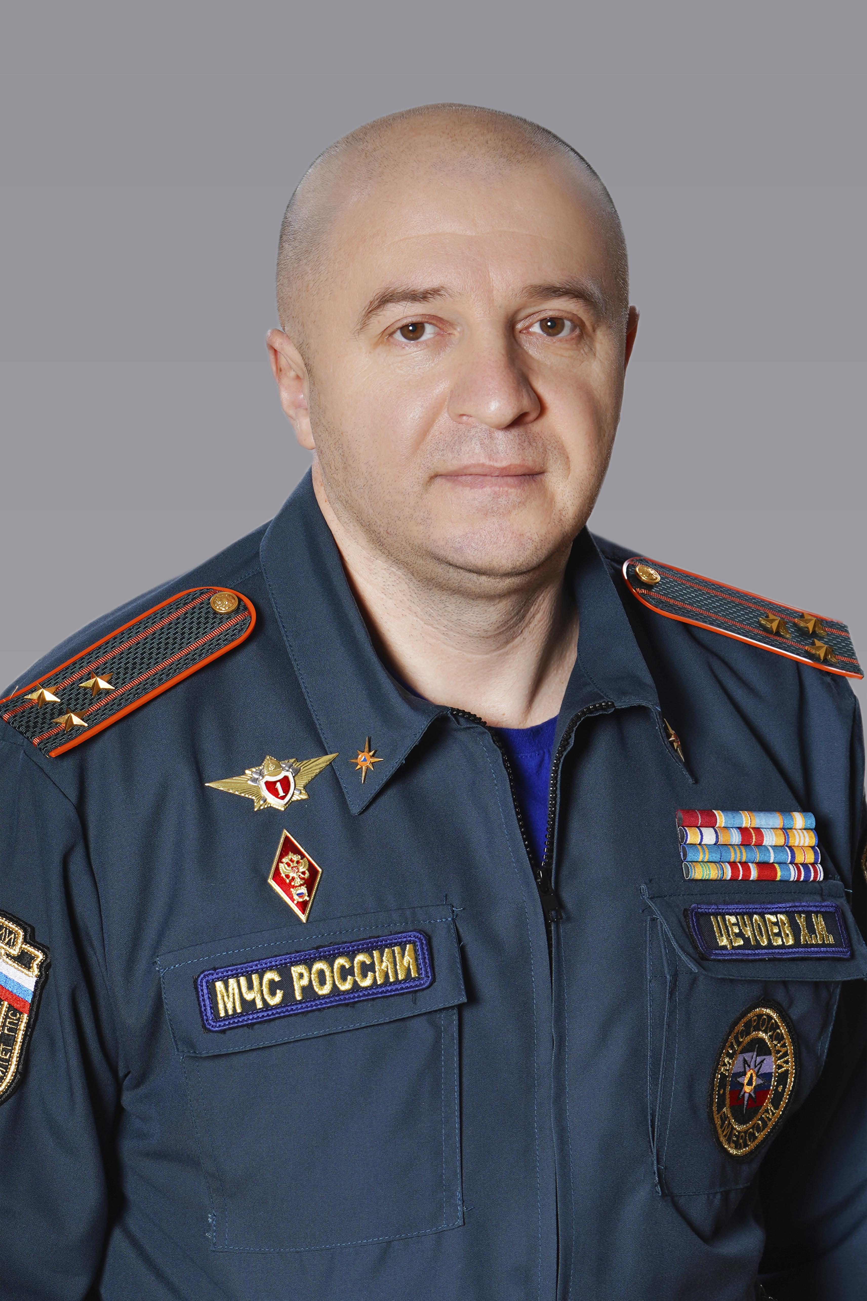 Цечоев Харон Исаевич