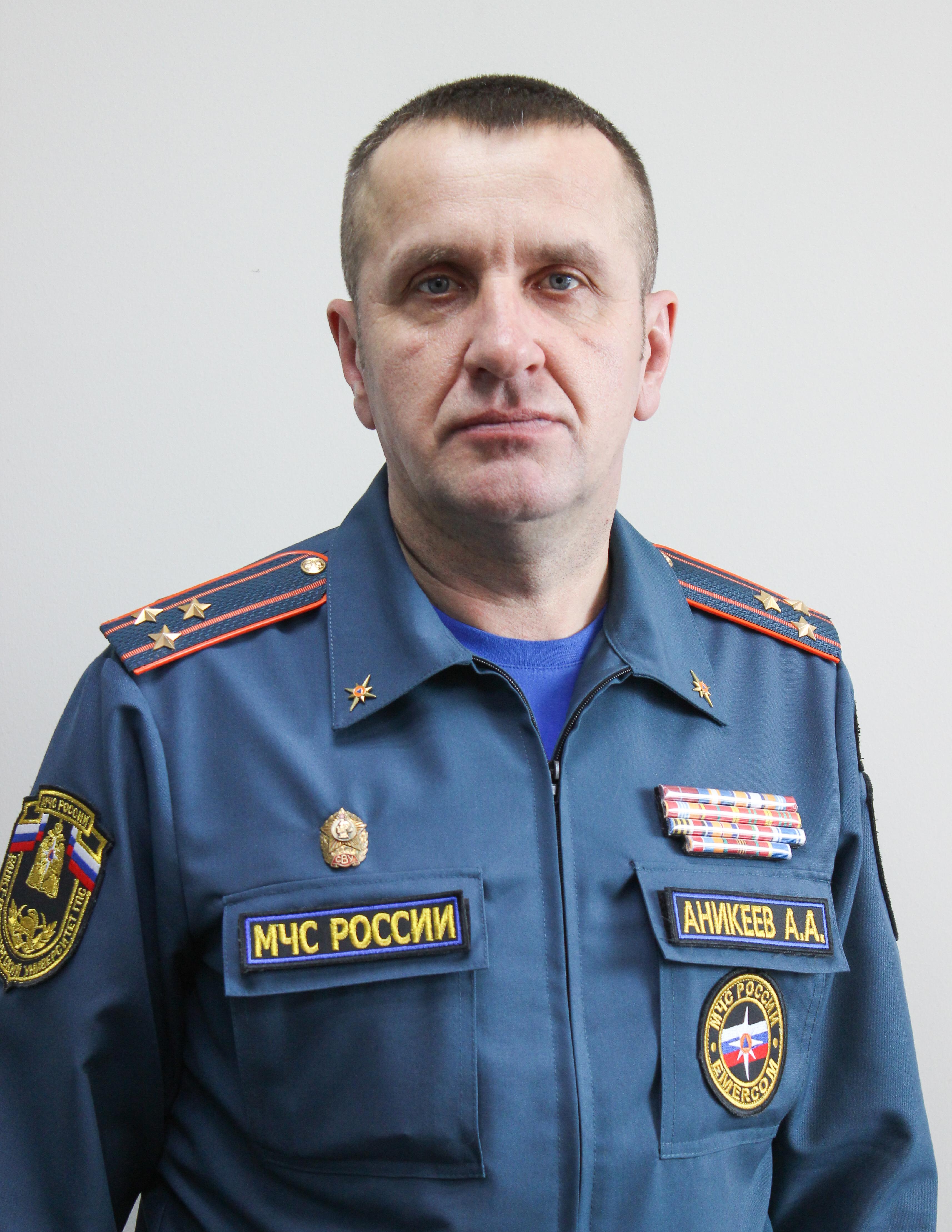 Аникеев Алексей Алексеевич