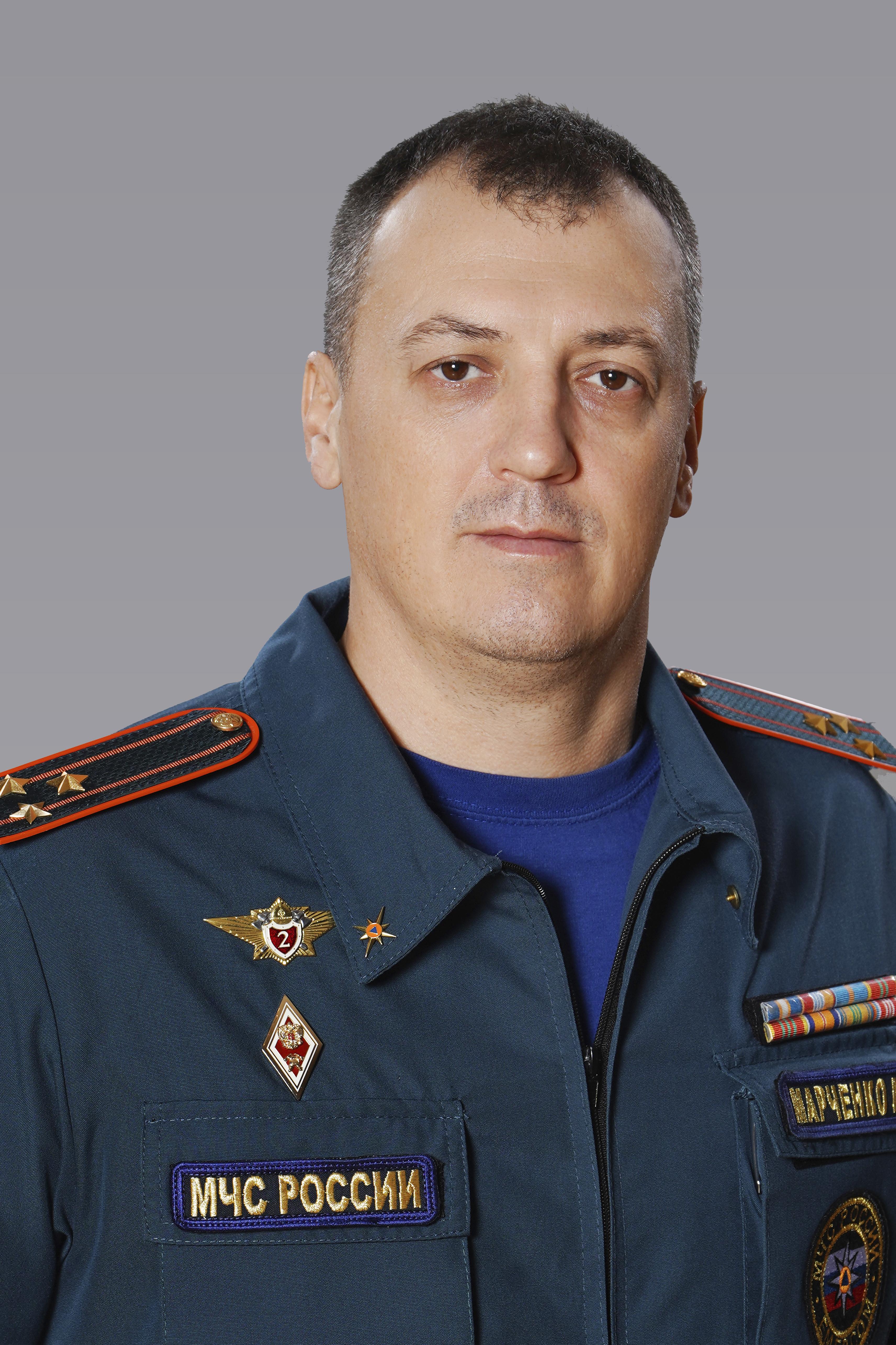 Марченко Михаил Анатольевич