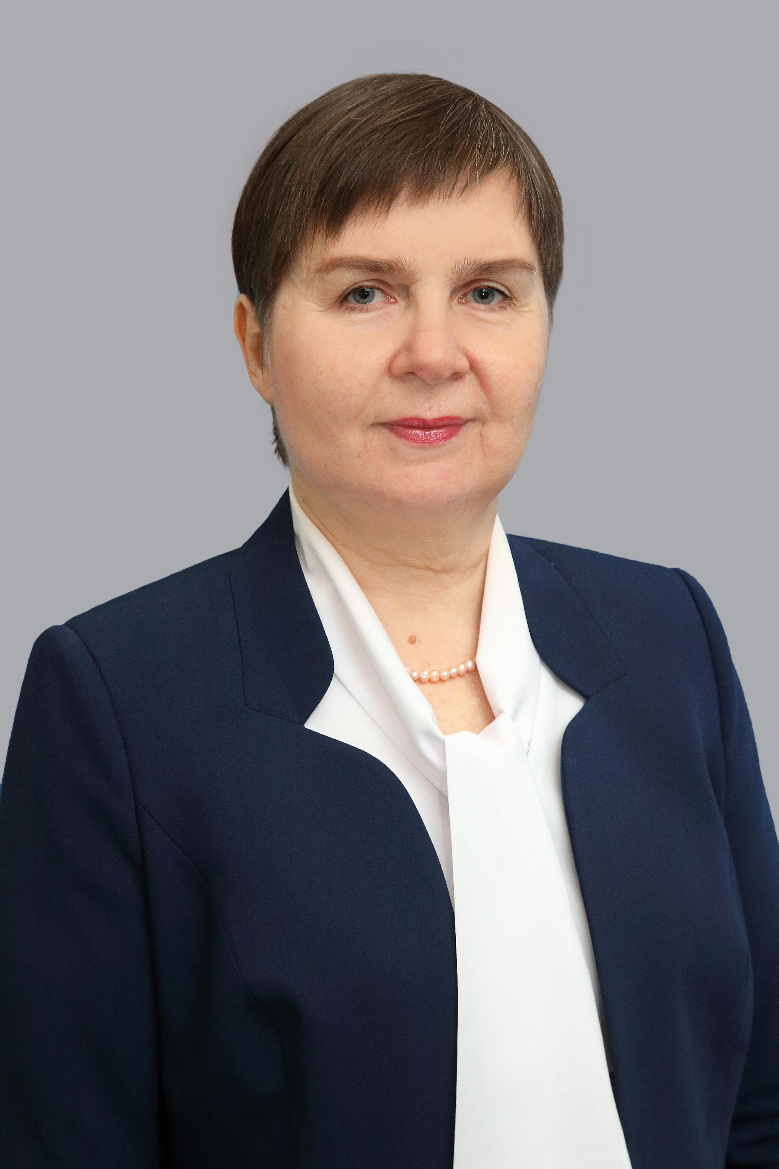 Мусиенко Томара Викторовна